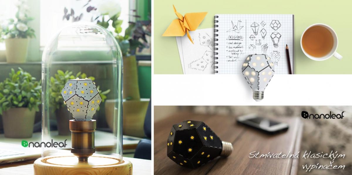 Nanoleaf: Šetrná žárovka, která vám splní všechna přání