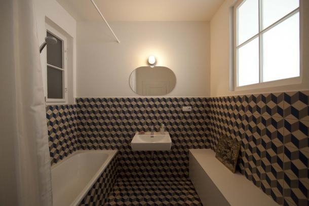 Interiér - 0, 5 Studio: Prostor jako pozadí