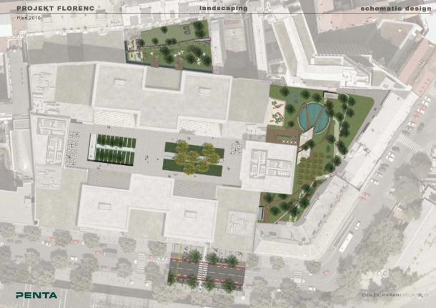 Architekt - Anna Salingerová:  Koeficienty zeleně by měly být tvárnější
