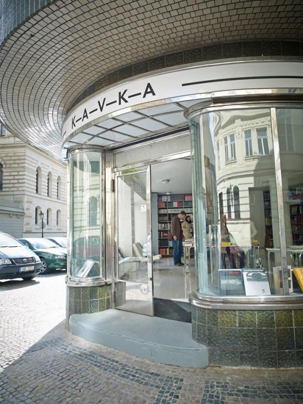 Obchod - KAVKA: Knihkupectví s vášní pro architekturu a design