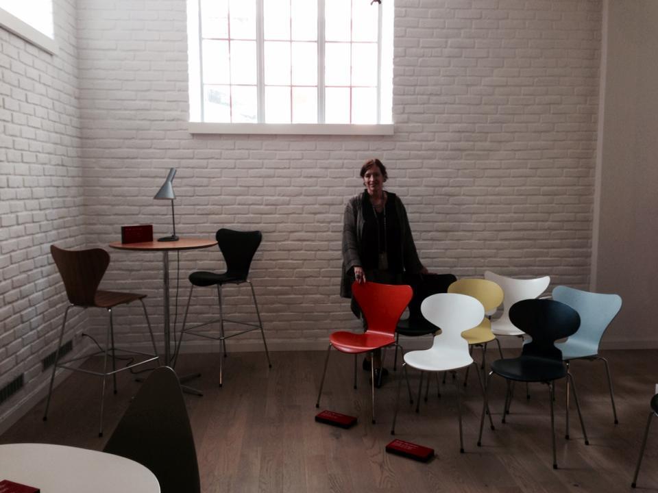 Pavla Rossini: Design je v Dánsku součástí každodenního života