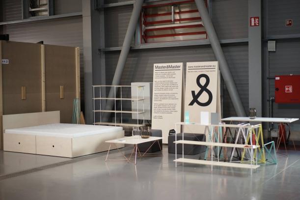 Designéři - Master & Master: Svěží nábytek s jasným rukopisem a mezinárodním úspěchem