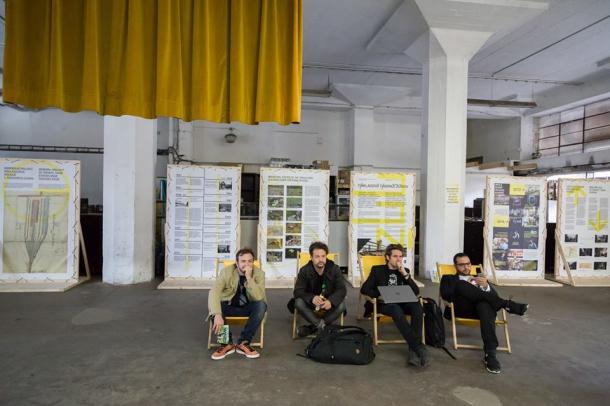 Výstavy - Současná experimentální architektura: 3D tiskárny i modulární stavby