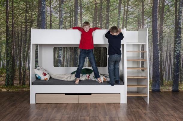 Nábytek - Hravý dětský pokoj aneb podporujme dětskou fantazii