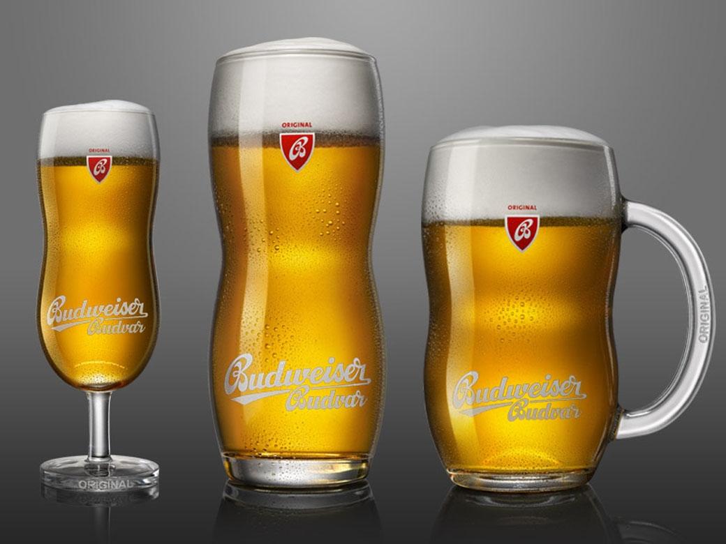České pivní sklo