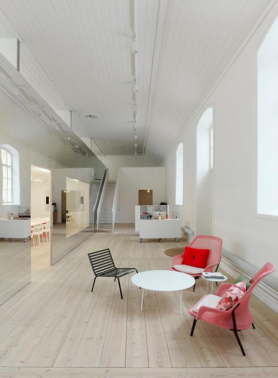 Kancelář - Kanceláře firmy No Picnic