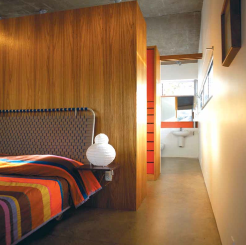 Interiér - Velký malý prostor