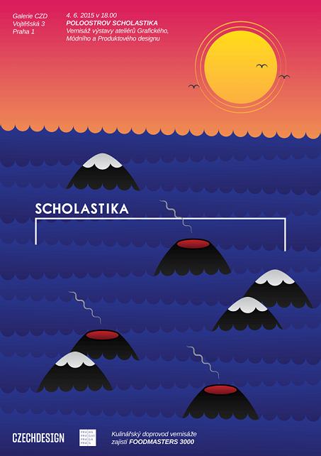 Události - Poloostrov Scholastika, skrytý za pevninou profesionálních výstupů