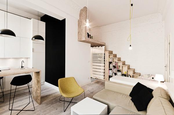 Kancelář - Byt ve Vratislavi