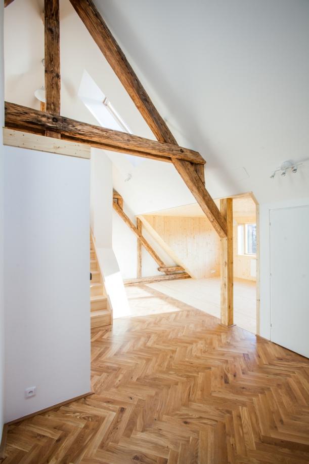 Exteriér - Brněnská láska ke kontrastům