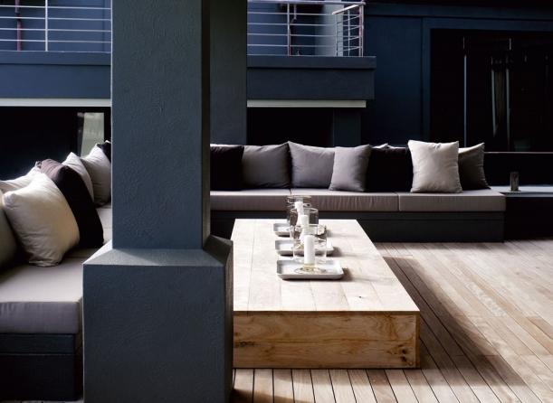 Rezidenční projekty - Totální koncept místa
