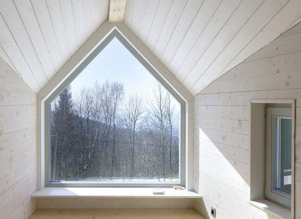 Interiér - Dům nad bažinou