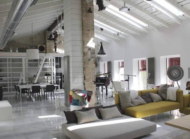 Interiér - Na návštěvě jako doma