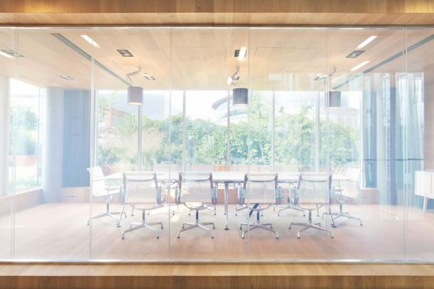 Kancelář - Přísné i rozverné kanceláře firmy KKCG