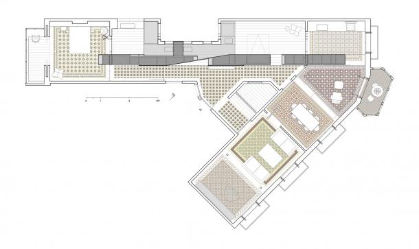 Interiér - House AB: Úspěšná renovace díky zachování starého a přidání nového