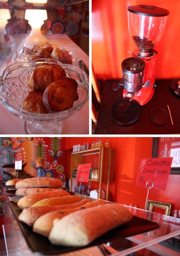 Bar / restaurace / café - Abrakadabra: Pekárna s magickou atmosférou