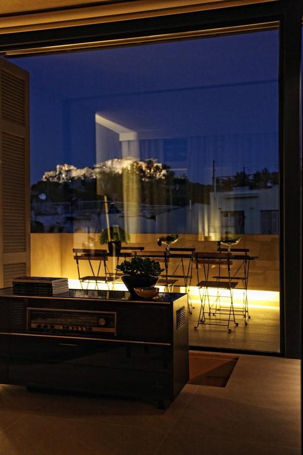 Rezidenční projekty - Athénská akropolis jako na dlani