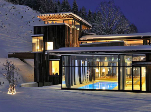 Alpský hotel Wiesergut