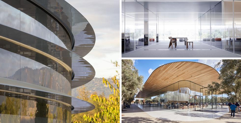 Apple Park: vyspělý design, nebo skleněné peklo?