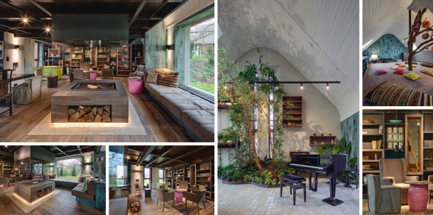 Interiér - 10 nejoblíbenějších rezidenčních interiérů roku 2015
