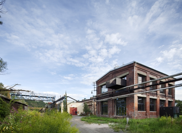 Komerční projekty - Architektonická symbióza