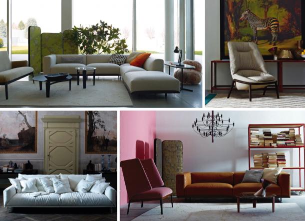 Nábytek - Na návštěvě u nejlepších nábytkářských značek Evropy