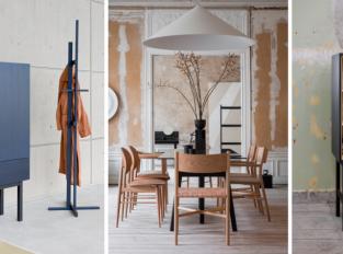 Ariake: nový svěží nábytek z Japonska