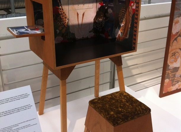 Výstavy - Uhrančivá Tortona