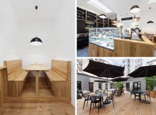 Bacaro: Kde se dobré víno snoubí s minimalismem