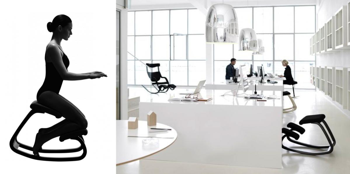 Balans Variable Stool: Stolička, která vám umožní sedět, jak opravdu chcete