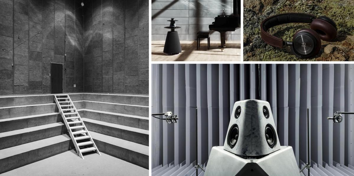 Bang & Olufsen: Symfonie pro váš sluch