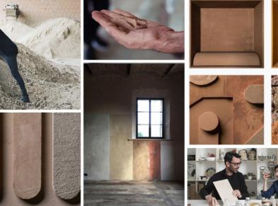 Matteo Brioni: Oceňovaný design zrozený z hlíny