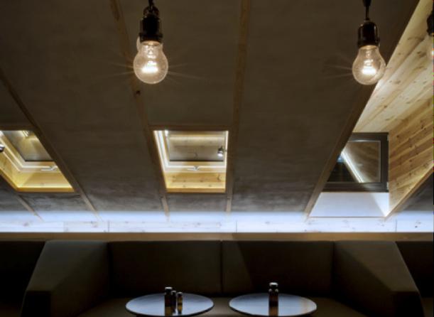 Bar / restaurace / café - Tajemství běloruské půdy