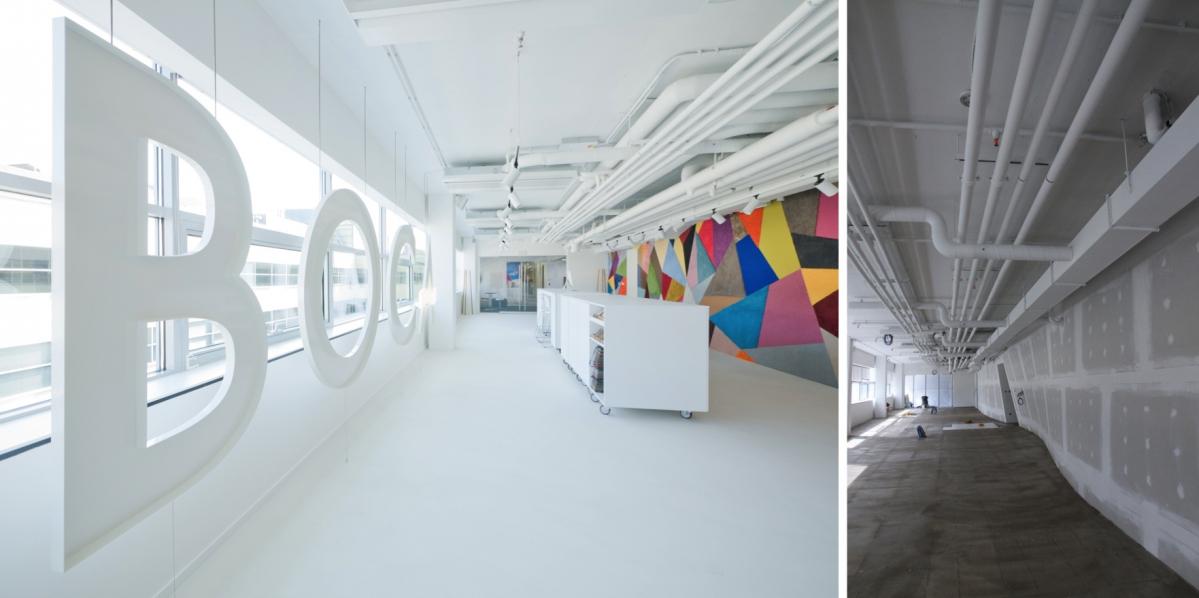 Nový showroom BOCA: stejní architekti, více barev a prostoru