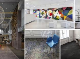 Rozmanitý svět koberců i podlahových krytin: Vítejte v BOCA