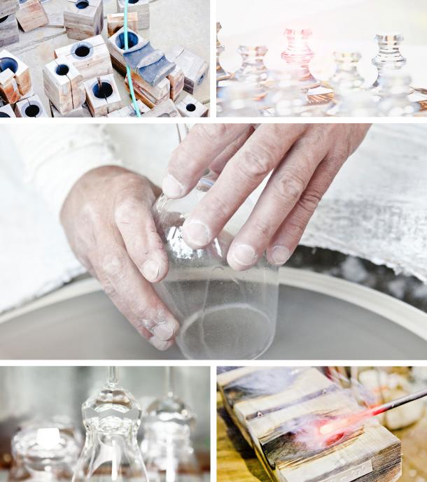 Produkty - Bubbles: Bublinkové potěšení ze skla