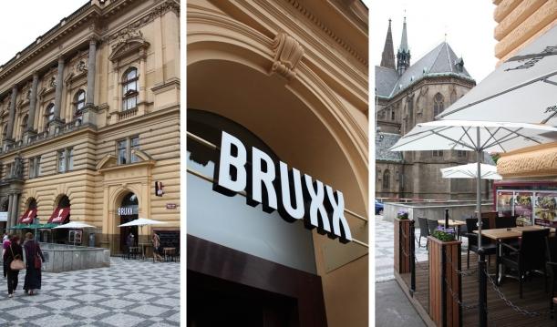 Bar / restaurace / café - Bruxx: Místo, kde to chutná po Belgii