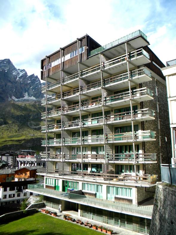 Designéři - Carlo Mollino na horách