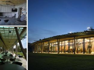 Čertovo břemeno: Když architektura vzdává hold přírodě