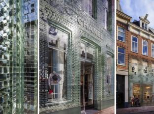 Spojením historie a inovace vznikla unikátní fasáda ze skleněných cihel