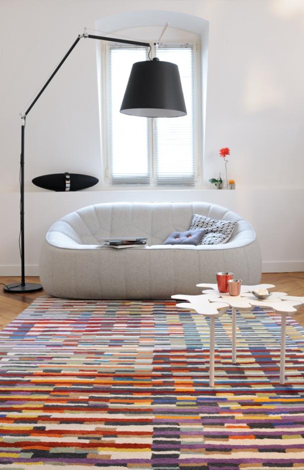 Podlahy / zdi / strop - Koberce a tapety: Krůček k dokonalému interiéru