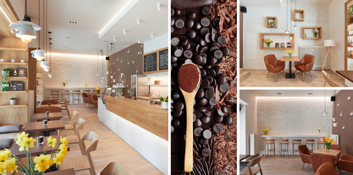 Čokolaterie Vokovice ukazuje, jak chutná láska k čokoládě