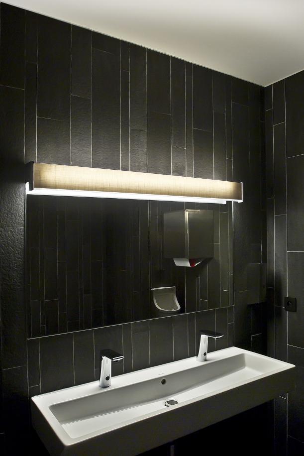Koupelna - Koupelnové osvětlení: vytvořte prosvětlená rána i v zimě