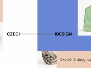CZECHDESIGN e-shop: Český design na dosah kliknutí