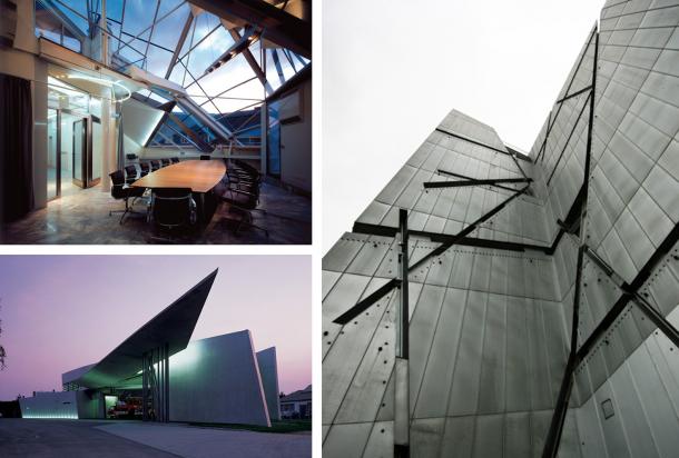 Architekt - Daniela Polubědovová: Navrhování je proud energie