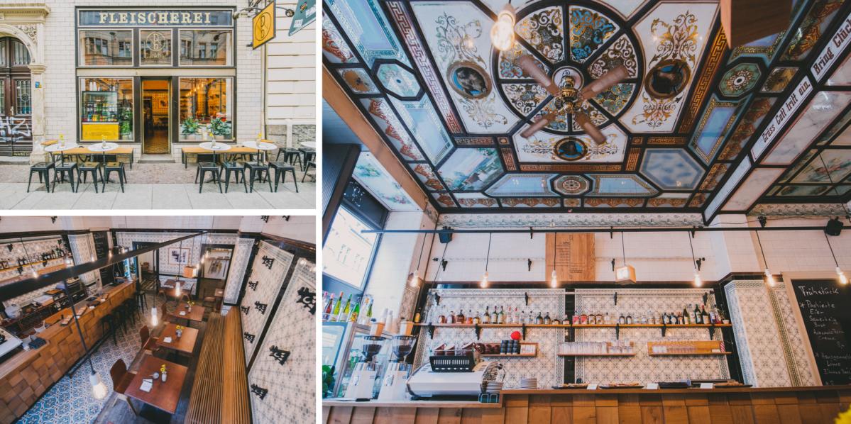 Dankbar: nevídaná kavárna v bývalém řeznictví