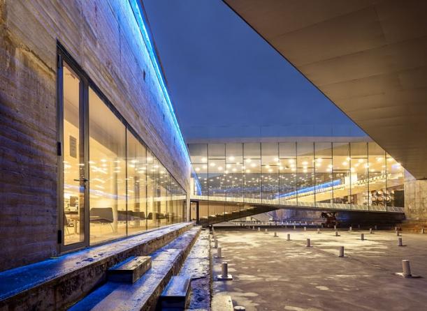 Výstavy - Dánské muzeum námořnictva od studia BIG