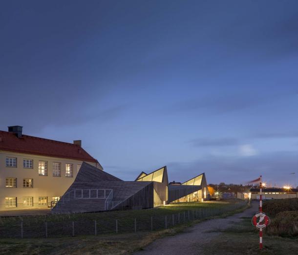 Exteriér - Díky této švédské školce budete chtít prožít své dětství znovu