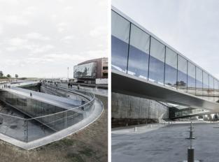 Dánské muzeum námořnictva od studia BIG