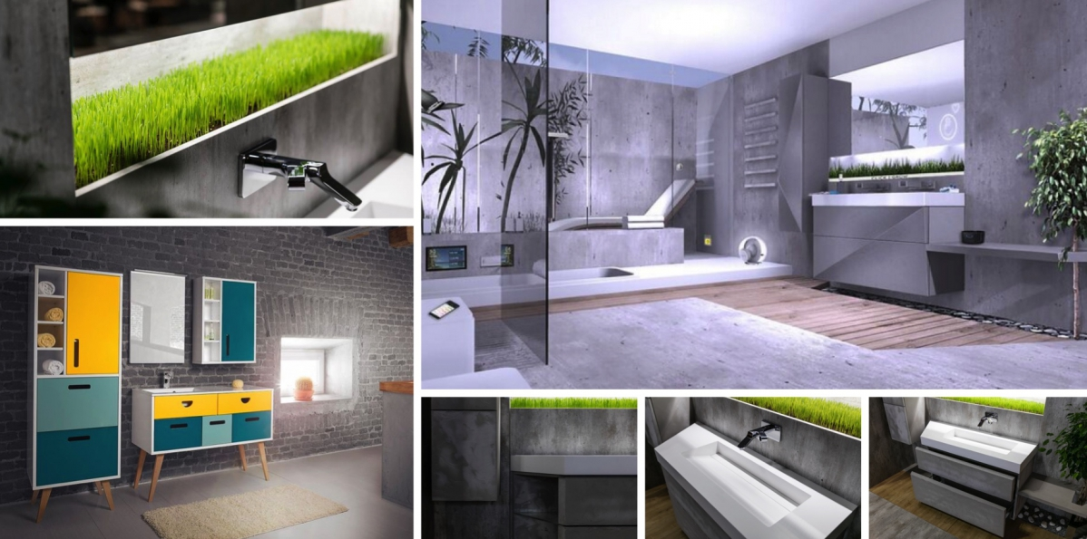 Dřevojas: Koupelnový nábytek z roku 1958 i 2025